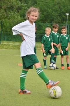 Новинка в луганском футболе