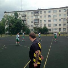 В Северодонецке состоялось открытие футбольного турнира
