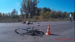 У Сєвєродонецьку з причини порушення Правил дорожнього руху загинув 49-річний чоловік, - ДАЇ