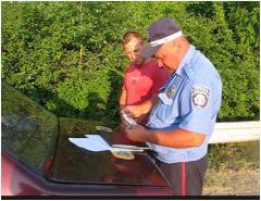Інспектори ДАІ Луганської області провели рейди з попередження аварійності