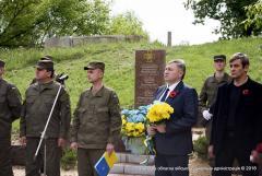 Я вірю, що і в Луганську, і в Краснодоні, й на всьому Донбасі скоро буде прапор України – Юрій Гарбуз