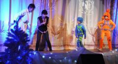 Городской Дворец культуры открыл серию сказочных представлений и концертных программ, приуроченных к Новогодним праздникам