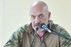 Тука призвал жителей Луганщины быть осторожными