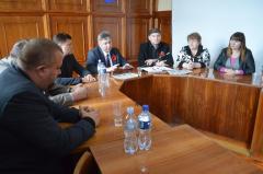 Голова Луганської обласної ВЦА зустрівся з представниками Сєвєродонецької міськради