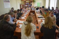 Громадська рада стала до роботи