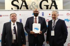 Юрий Гарбуз принял участие в международной конференции по развитию бизнеса на Донбассе