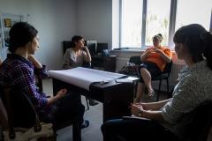 Луганська обласна бібліотека імені Горького почала роботу на новому місті