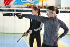Арина Сєліверстова завоювала золото командного чемпіонату України з сучасного п'ятиборства