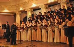 13 березня - концерт академічного хору ім. В. Палкіна