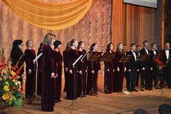 У Сєвєродонецьку виступив харківський академічний хор
