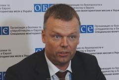 """Наблюдатели ОБСЕ зафиксировали скопление боевой техники в """"ЛНР"""""""