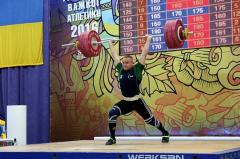 Наш тяжеловес установил рекорд Украины