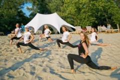 Олимпийская команда чирлидеров ReD Foxes провела танцевальный экзамен для претенденток Мисс Украина 2015