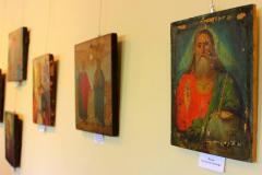 В Северодонецке открылась выставка старинных икон