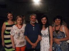 В Лисичанске прошла встреча с кинорежиссером Михаилом Ильенко и бесплатный показ кино