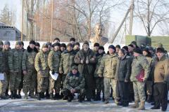 Тука відвідав відділ прикордонної служби ім. Віктора Банних у Міловому