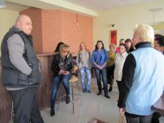 День відкритих дверей у кафе «Стойка»