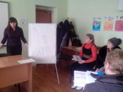 В Сєвєродонецьку відбувся семінар з проблем насилля в сім'ї