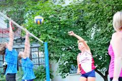 Определился 1-й чемпион по Дворовому волейболу!