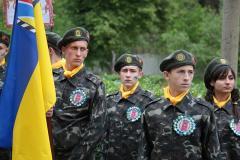 На Луганщині стартували обласні змагання з військово-патріотичної гри «Сокіл («Джура»)