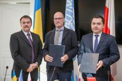 Уряд Польщі та Програма розвитку ООН допоможуть переселенцям започаткувати власний бізнес у Запорізькій області