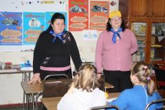 Профорієнтаційний захід для вихованців дитячо-юнацького клубу «Меридіан»