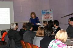 В Северодонецке проведен круглый стол о решении проблем пекреселенцев с инвалидностью