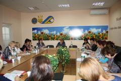 У Луганському обласному центрі зайнятості пройшов семінар