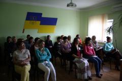 Психолог-профконсультант Сєвєродонецького МЦЗ провів тренінг