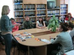 У Новопскові провели семінар для переселенців