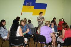 Відбувся тренінг для профконсультантів міських та районних центрів зайнятості Луганської області