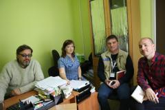 Співпраця Луганського обласного центру зайнятості та ACF