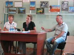 Міжнародна організація з міграції готова допомогти громаді Новопсковщини