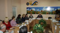 Луганська обласна служба зайнятості провела дискусійну нараду «Вектори реформування служби зайнятості та консолідація зусиль соціальних партнерів»