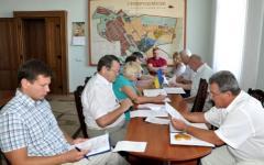 4 серпня відбулося чергове засідання виконкому міської ради