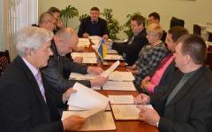 16 грудня відбулося чергове засідання виконавчого комітету