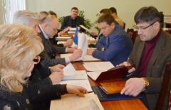 27 січня відбулося чергове засідання виконавчого комітету