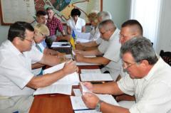 25 серпня відбулося чергове засідання виконкому міської ради