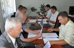 1 вересня відбулося чергове засідання виконавчого комітету