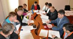 Відбулося чергове засідання виконавчого комітету міської ради