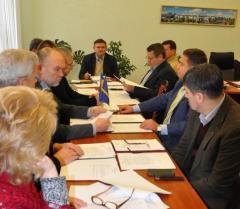 18 листопада відбулося чергове засідання виконавчого комітету