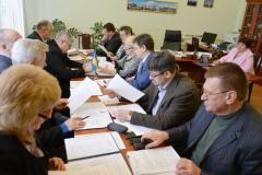 3 березня відбулося чергове засідання виконавчого комітету