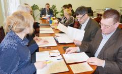 17 березня відбулося чергове засідання виконавчого комітету