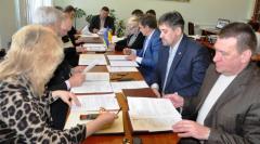 4 листопада відбулося чергове засідання виконавчого комітету