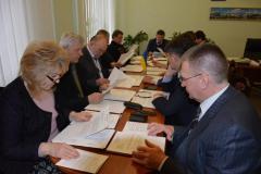 31 березня відбулося чергове засідання виконавчого комітету