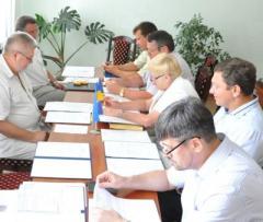 Чергове засідання виконкому міської ради
