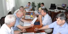 28 липня відбулося чергове засідання виконкому міської ради