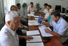 11 серпня відбулося чергове засідання виконкому міської ради