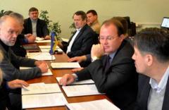 11 листопада відбулося чергове засідання виконавчого комітету