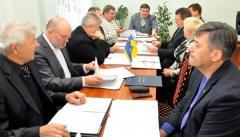 13 жовтня відбулося чергове засідання виконкому